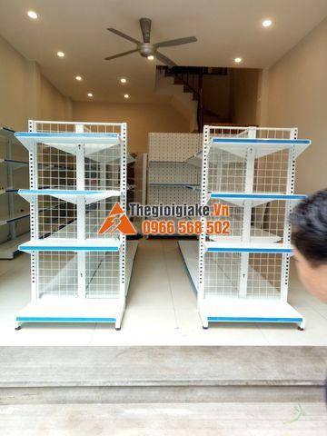 Giá kệ siêu thị tại Quế Võ, Bắc Ninh