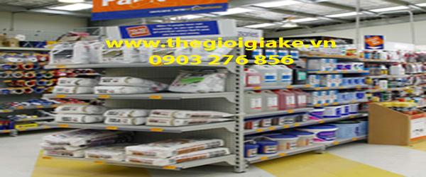 Kệ bày hàng siêu thị tại Cẩm Giàng, Hải Dương