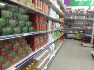 Giá kệ bày hàng tại Đoan Hùng, Phú Thọ