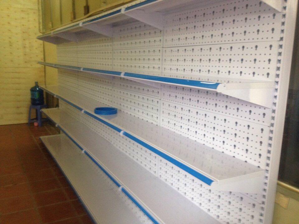 kệ bày hàng siêu thị tại Lục Nam, Bắc Giang