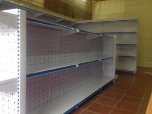 giá kệ siêu thị tại Chí Linh, Hải Dương
