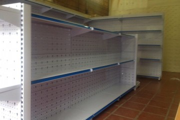 Cung cấp giá kệ siêu thị tại Chí Linh, Hải Dương