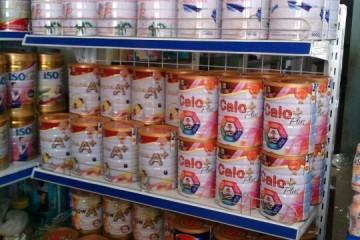 Kệ siêu thị giá rẻ tại Vĩnh Yên, Vĩnh Phúc