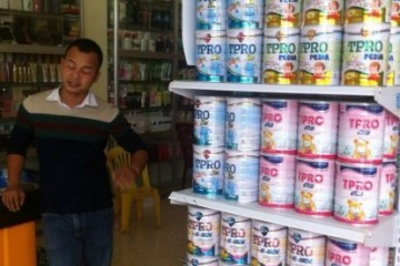 Giá kệ siêu thị thanh lý tại Phủ Lý, Hà Nam