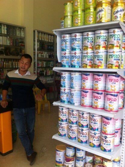 giá kệ siêu thị thanh lý tại Phủ Lý Hà Nam