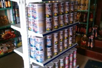 Kệ siêu thị giá rẻ tại Bình Lục, Hà Nam