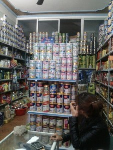 giá kệ siêu thị giá rẻ tại Uông Bí Quảng Ninh