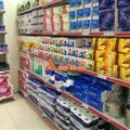 Giá kệ siêu thị thanh lý tại Vĩnh Tường, Thái Bình