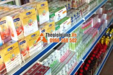 Giá kệ bày hàng siêu thị tại Việt Trì, Phú Thọ