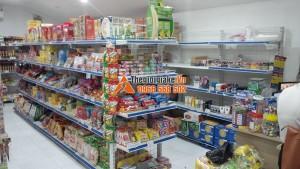 giá kệ siêu thị bày hàng sữa tại Nghi Xuân, Hà Tĩnh