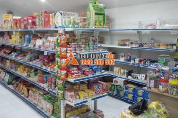 Mua giá kệ siêu thị bày hàng sữa tại Nghi Xuân, Hà Tĩnh
