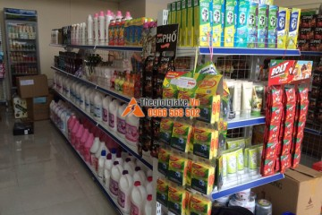 Mở siêu thị mini tại Chợ Mới, Bắc Kạn