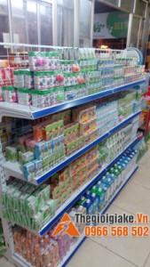 Kệ siêu thị tốt giá rẻ tại Gia Viễn, Ninh Bình