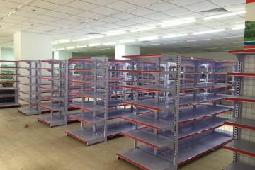 Kệ để hàng siêu thị tại Quảng Trạch, Quảng Bình
