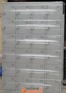 Tủ locker 20 ngăn tại Hai Bà Trưng