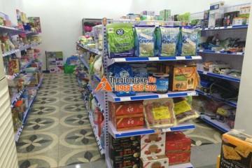 Giá kệ siêu thị tại Vân Đồn, Quảng Ninh