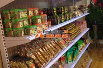 Kệ bày hàng tạp hóa tại Bình Xuyên, Vĩnh Phúc