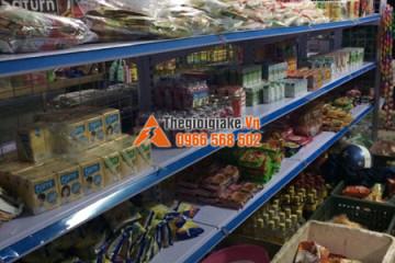 Kệ siêu thị giá rẻ tại Phú Bình, Thái Nguyên