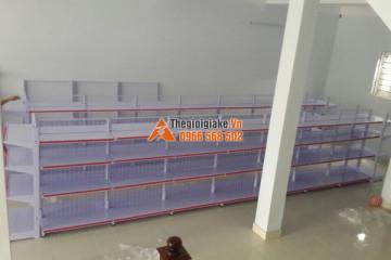 Kệ siêu thị thanh lý tại Kỳ Anh, Hà Tĩnh