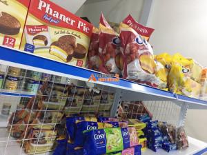 Giá kệ siêu thị tại Cẩm Khê Phú Thọ