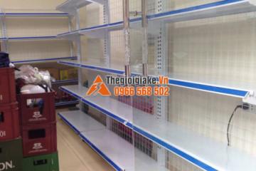 Giá kệ siêu thị thanh lý tại Hoành Bồ Quảng Ninh