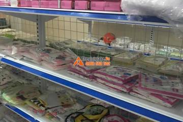 Kệ bày hàng tạp hóa tại Hoàng Mai, Nghệ An