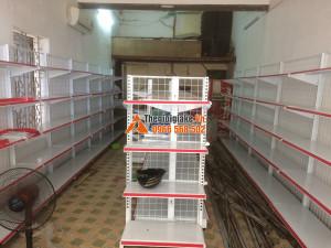 Giá kệ siêu thị tại Mường Tè, Lai Châu