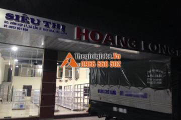 Kệ bày hàng tại Hưng Nguyên, Nghệ An
