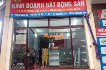Kệ bày hàng tôn lỗ tại Thuận Thành, Bắc Ninh