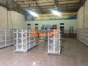 Giá kệ siêu thị giá rẻ tại Phù Ninh, Phú Thọ
