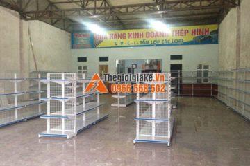 Kệ siêu thị giá rẻ tại Phù Ninh, Phú Thọ