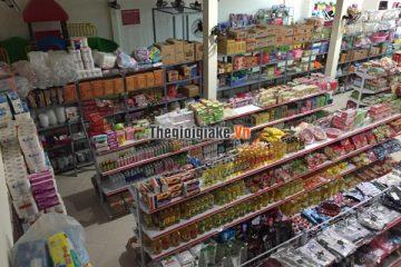 Kệ bày hàng siêu thị tại Nam Trực, Nam Định