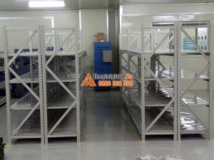 Kệ kho để hàng 300kg tại KCN Quế Võ, Bắc Ninh