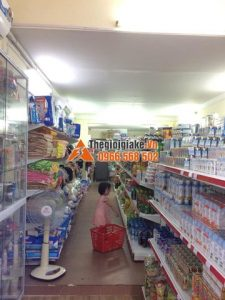Kệ bày hàng tại Trực Ninh, Nam Định