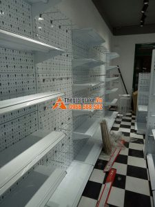 Giá kệ siêu thị giá rẻ tại Quảng Uyên, Quảng Ninh