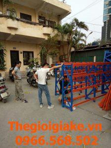 Kệ kho hàng hạng nặng tại Bắc Ninh