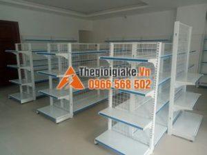 Giá kệ bày hàng tại Thái Thụy, Thái Bình