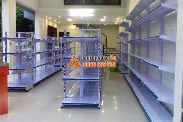 Giá kệ siêu thị tại Minh Hóa, Quảng Bình