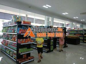 Kệ bày hàng siêu thị tại Tứ Kỳ, Hải Dương