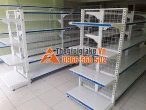 Giá kệ siêu thị giá rẻ tại Mường La, Sơn La