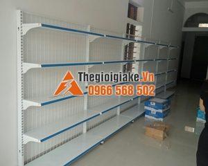 Kệ 3A lắp đặt kệ bày hàng tạp hóa tại Tân Sơn, Phú Thọ