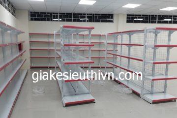 Lắp đặt giá kệ siêu thị tại Ninh Thuận – kệ tạp hóa