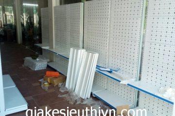 Kệ siêu thị tôn lỗ tại Vĩnh Yên Vĩnh Phúc