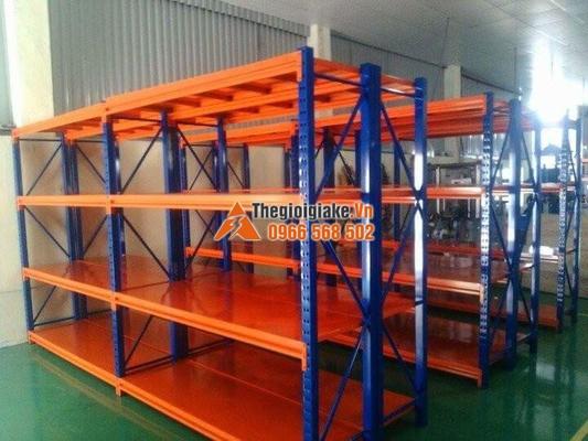 Kệ công nghiệp tại KCN Gia Bình, Bắc Ninh