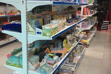 Giá kệ siêu thị Hoài Đức – Lắp đặt tại Hoài Đức – Giá Kệ 3A