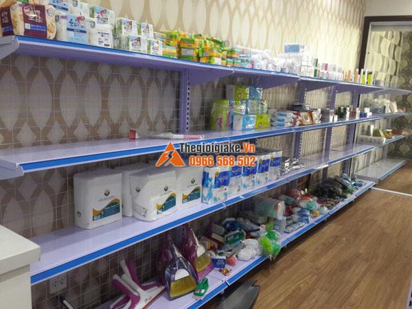 giá kệ siêu thị tại phủ lý