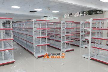 Giá kệ siêu thị rẻ nhất hiện nay – Tổng kho kệ siêu thị 3A