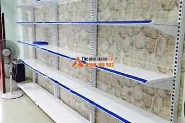 Giá kệ siêu thị thanh lý Bắc Ninh