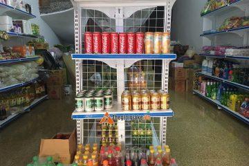 Thanh lý kệ siêu thị Hà Tĩnh