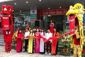Giá kệ siêu thị 3A Buôn Ma Thuột chi nhánh mới tại Tây Nguyên